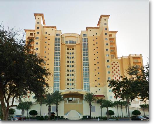 124 MIRACLE STRIP PARKWAY SW UNIT 1102 FORT WALTON BEACH FL