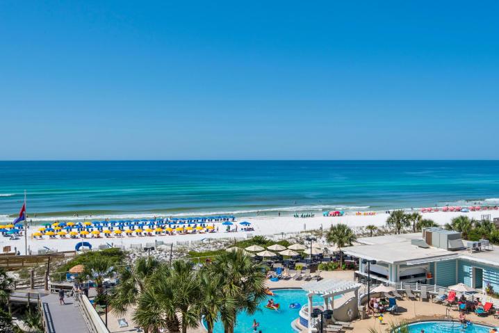 550 TOPSL BEACH BOULEVARD UNIT 402 MIRAMAR BEACH FL