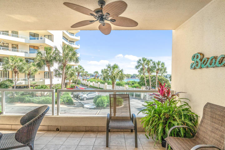 110 GULF SHORE DRIVE UNIT 126 DESTIN FL