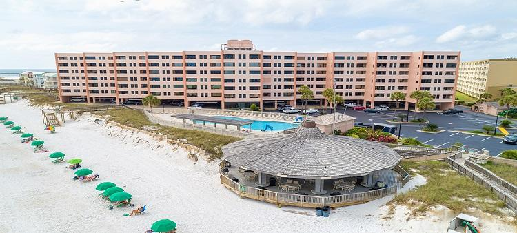 500 GULF SHORE DRIVE UNIT 320 A&B DESTIN FL
