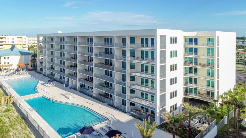 858 SCALLOP COURT UNIT 107 FORT WALTON BEACH FL