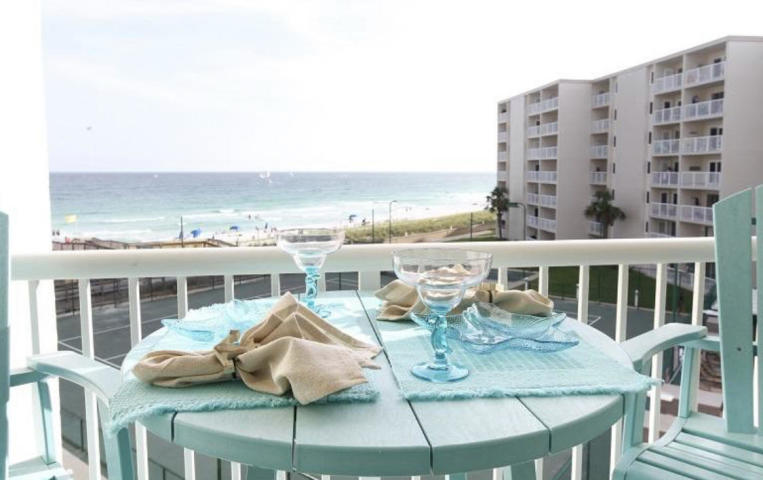 510 GULF SHORE DRIVE UNIT 418 DESTIN FL