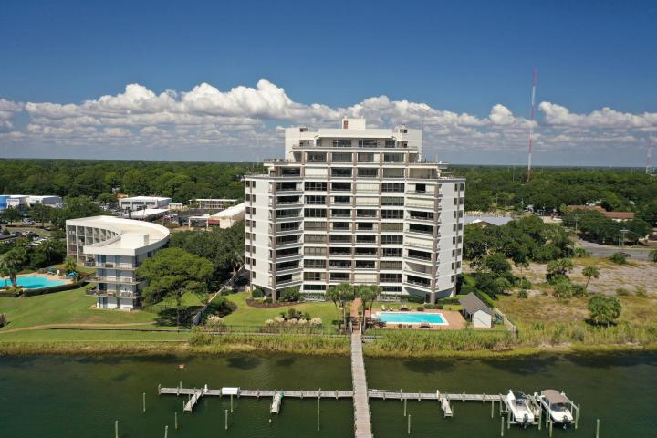 200 MIRACLE STRIP PARKWAY SW UNIT 503 MARY ESTHER FL