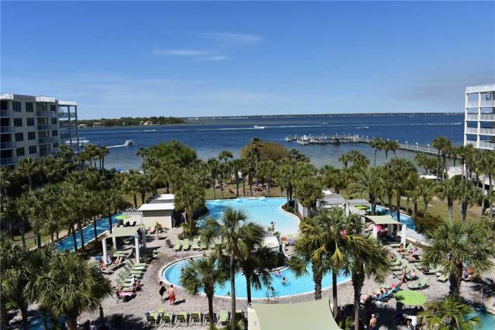 1322 MIRACLE STRIP PARKWAY UNIT 608 FORT WALTON BEACH FL