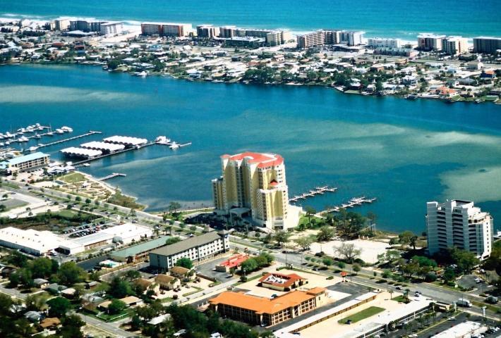 124 MIRACLE STRIP PARKWAY SW UNIT 1500 FORT WALTON BEACH FL